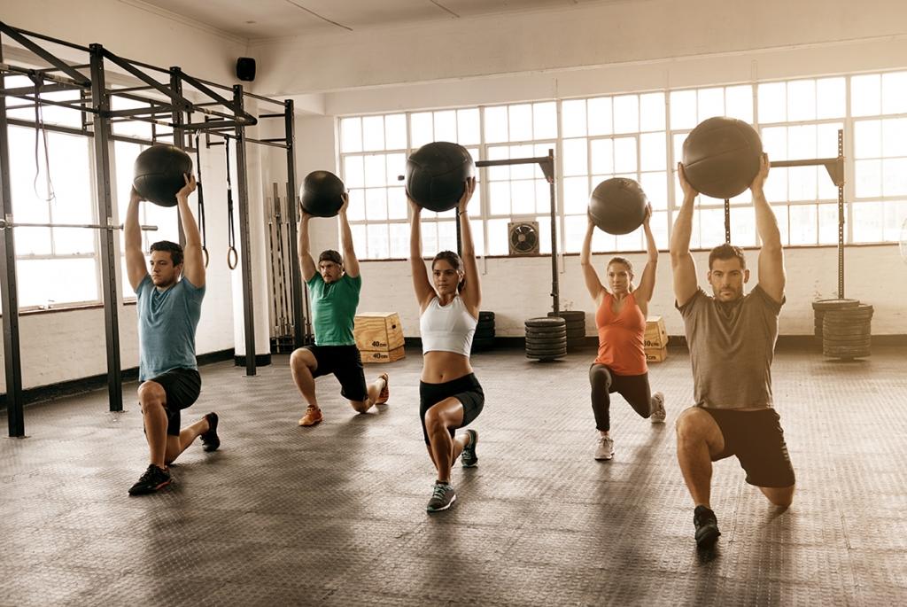 gyms near allentown pa