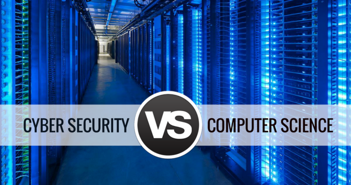 Computer Science vs Cybersecurity Master's Degree