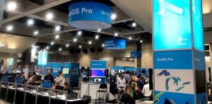 the GIS Pro Conference - USC Spatial Science Institute